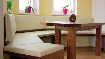 Eckbänke design  TISCHE | BÄNKE - Held Schreinerei | Interior Design - Schreinerei ...