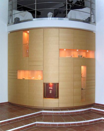 Exklusiver Einbauschrank_Held Schreinerei Interior Design
