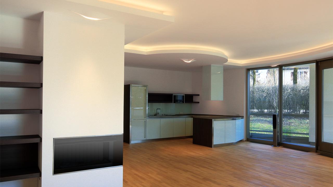 Interior Design - eines Apartments in München -